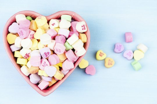 Be heart-healthy on Valentine's day